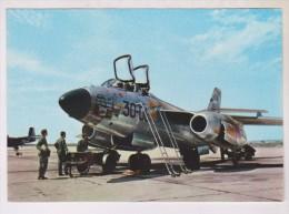 CPM  Sud Aviation , VAUTOUR,biplace De Bmbardement - 1946-....: Moderne