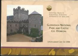 IRLANDE - COFFRET BU 2006 - - Irlande