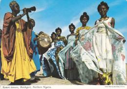 Ph-CPSM Maiduguri (Nigeria) Northern Nigeria Kanuri Dancers - Nigeria