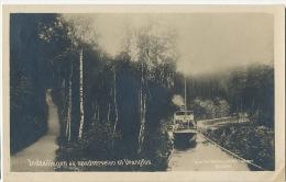Indseilingen Og Spadserveien Til Vpangfos Edit Dalen  Used 1930 To Neuilly Sur Seine France - Norvège