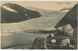 Nordland Svartisen Edit Legenaes 1911 No 406 - Norvège