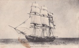 Sylphe,annexe De L'école Navale/ Réf:C2827 - Sailing Vessels