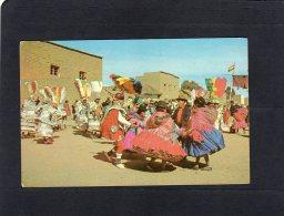 """52762     Bolivia,  """"Danzas Tipicas De Altiplano Boliviano"""",  VG - Bolivia"""