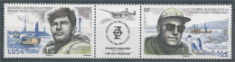 French Antarctic (FSAT), Robert Guillard, French Explorer, 1.71€, 2015, MNH VF - Unused Stamps