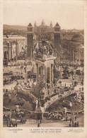 España--Barcelona--La Fuente De Los Tres Mares--Entrada A La Exposicion - Exposiciones