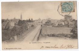 CPA 35 - JANZE (Ille Et Vilaine) - 28. Vue Générale - Dos Non Divisé - France