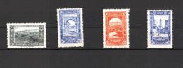 Algérie 1930 - Centenaire De L´Algérie Française  , Yvert# 90+93+95/96  (4v )  - Neufs , Traces Charnières * - Algérie (1924-1962)