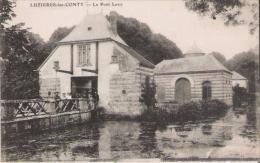 LUZIERES LE CONTY LE PONT LEVIS - France