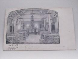 Voorlopige Houten Kerk ( Verkoop Ten Voordele Parochie Van Kruisstraat ) Anno 1903 ( Zie Foto´s Details ) !! - Moerbeke-Waas