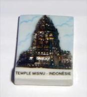 FEVE MONUMENTS D�ASIE TEMPLE MISNU INDONESIE