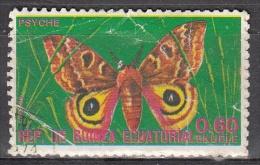 Guinea Equatoriale, 1974 - 60c Butterfly - Usato° - Guinea Equatoriale