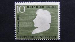 Germany - 1956 - Mi:229**MNH - look scan