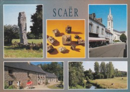 SCAER...LE MENHIR DE ST JEAN - Carantec