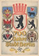 BERLIN  FAHRBAHRES POSTAMT - 1937 , 700 Jahre B... - Allemagne