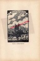 11-  NARBONNE - LA CATHEDRALE SAINT JUST- GRAVURE CATHEDRALE  PAR JEAN DRUET - 1934- PAUL DUVAL EDITEUR ELBEUF - Prints & Engravings