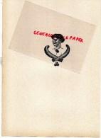 64- PAYS BASQUE - CHISTERA PELOTE- GRAVURE CATHEDRALE  PAR JEAN DRUET - 1934- PAUL DUVAL EDITEUR ELBEUF - Prints & Engravings
