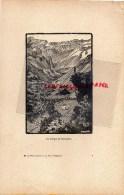 65- LE CIRQUE DE GAVARNIE    - GRAVURE   PAR JEAN DRUET - 1934- PAUL DUVAL EDITEUR ELBEUF - Prints & Engravings