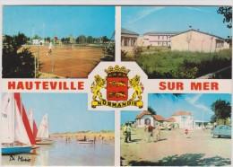Manche :  Hauteville   Sur  Mer :   Vue - Unclassified
