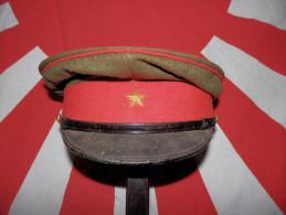 Casquette D´officier Japonais 1930-1945 - 1914-18