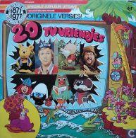 * LP *  20 TV-VRIENDJES (Holland 1977 EX-!!!) - Kinderen