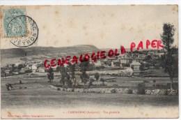 12 -  CAMPAGNAC - VUE GENERALE 1906 - France