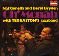 * LP *  NAT GONELLA / BERYL BRYDEN / TED EASTON'S JAZZBAND - OH' MONAH (Germany 1973) - Jazz