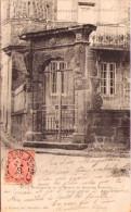 VAUVILLERS - Porte Renaissance De La Maison Du Cardinal Sommier - Autres Communes