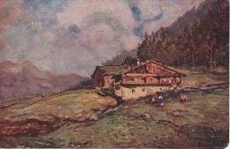 PC Mountain Farmhouse - Uff. Rev. Stampa Milano, N. 1880  (13104) - Ohne Zuordnung