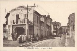 06 VALLAURIS TRAM AVENUE DU GOLFE RESTAURANT DU COMMERCE SPLENDIDE - Vallauris