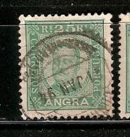 Portugal  & Angra,  D. Carlos I,  1892-93 (5) - Angra