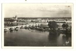 Cp, 37, Tours, Vue Générale Et La Loire, écrite 1939 ? - Tours