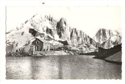 Cp, 74, Massif Du Mont Blanc, Refuge Du Lac Blanc, Aiguille Verte Et Dru..... - Sin Clasificación