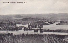 Star Lake Adirondack Mountains New York Albertype