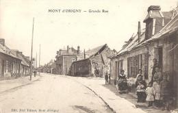 Mont d'Origny