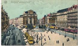 Bruxelles  1 Place De Brouckere   Tram - België