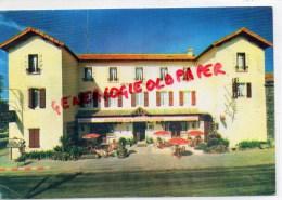 12 - LA CAVALERIE - L' HOTEL DES VOYAGEURS - M. SUQUET PROPRIETAIRE - La Cavalerie
