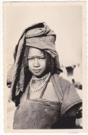 Prix fixe - Tchad - Fort Lamy (A.E.F.) - Jeune Fille - femme # 10-10/16