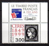 France 1999   N° P 3212 A   Neuf  XX  Luxe   Cote Y&T   7,00  €uro  Au Tiers De Cote - Ongebruikt