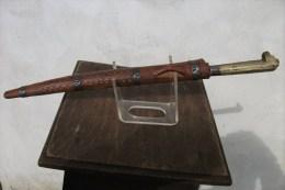 Ancien Flissa Kabyle - XIXe - Knives/Swords