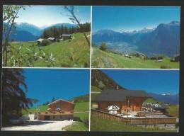 MUND VS Naters Brig Restaurant SALWALD 1991 - VS Valais