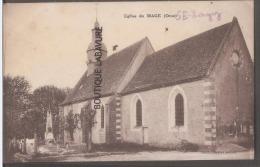 61 - MAGE-L'Eglise--monument Aux Morts--R** - Autres Communes
