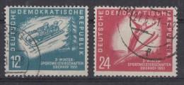 DDR Minr.280-281 Gestempelt - DDR