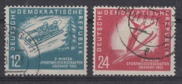 DDR Minr.280-281 Gestempelt - Gebraucht