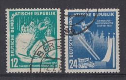 DDR Minr.298-299 Gestempelt - Gebraucht