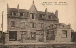 GUIGNICOURT GRANDE RUE HOTEL DE L'AISNE