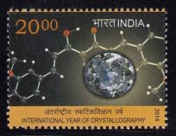 Crystallography MNH 2014, Study Of Mineral, Study Of Physics, Chemistry, Biology. Medicine, Pharmacy, X-Ray - Chemistry