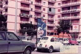 """01320 """"FIAT RITMO . BARI"""" AUTO ANNI ´ 60 E '70. - CAMPAGNA AFFISSIONI SCOTTEX. FOTOGRAFIA ORIGINALE - Automobili"""