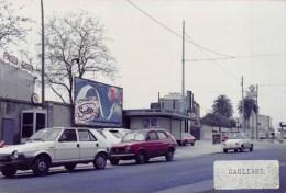"""01321 """"FIAT RITMO . CAGLIARI"""" AUTO ANNI ´ 60 E '70- CAMPAGNA AFFISSIONI SCOTTEX. FOTOGRAFIA ORIGINALE - Automobili"""