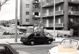 """01322 """"FIAT RITMO . CAGLIARI"""" AUTO ANNI ´ 60 E ´70- CAMPAGNA AFFISSIONI SCOTTEX. FOTOGRAFIA ORIGINALE - Automobili"""