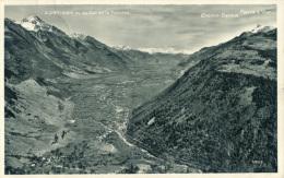 MARTIGNY - Vu Du Col De La Forclaz - VS Valais